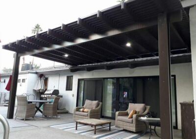 Gallery Aluminum Patio Covers for outdoors