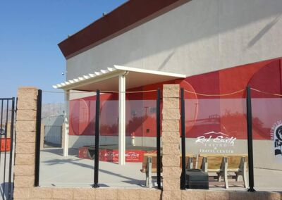 Patio Cover for restaurant