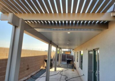 awning installation and repair services