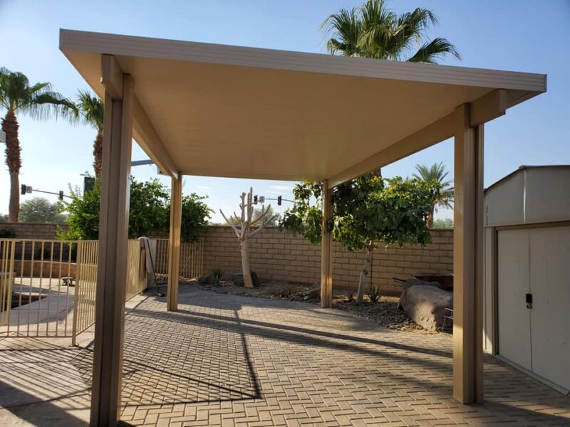 Summer Patio Covers 8/11
